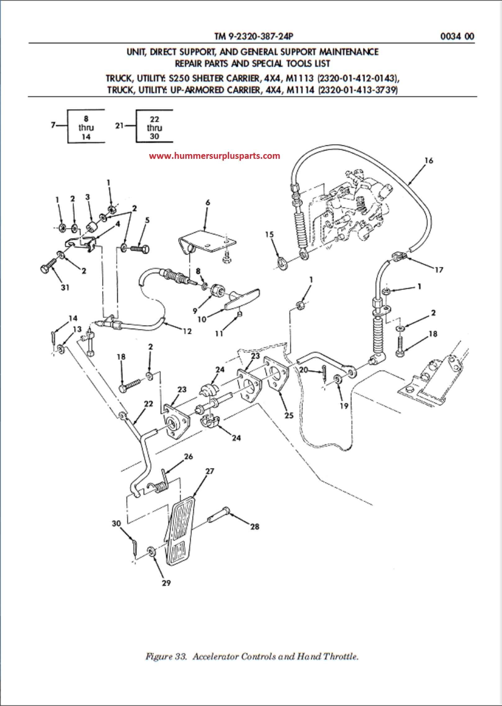military m1009 wiring diagram